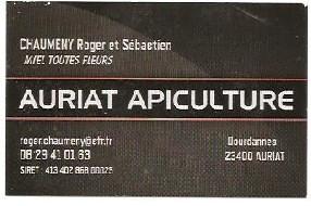AURIAT APICULTURE Auriat