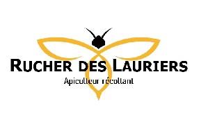 logo Rucher des Lauriers