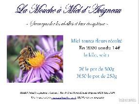 logo La Mouche à Miel d'Avigneau
